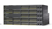 Коммутатор Cisco Catalyst 2960X-24PSQ-L [WS-C2960X-24PSQ-L]